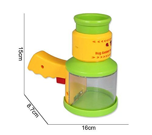 Playdough Halloween Costumes (9Snail Children Insects Magnifying Glass Gizmos Biology Primary Science and Nature Toy Pupils Equipment Learning Resources Viewscope)