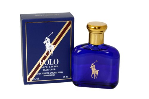 (Polo Blue by Ralph Lauren for Men - Eau De Toilette Spray 2.5 oz)