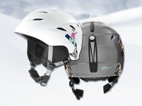 Niños de de esquí y - Crivit Sports - Casco de snowboard (Talla S 54 - 56 cm: Amazon.es: Deportes y aire libre