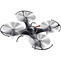 Eshion Mini 2.4Ghz 6 Axis Gyro 6 Channels RC Quadcopter 360 Degree Rotate Drone Helicopter For Kids