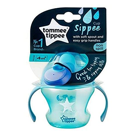 Tommee Tippee Weaning Sippee Cup BPA Free Age 4m + 150ml ...
