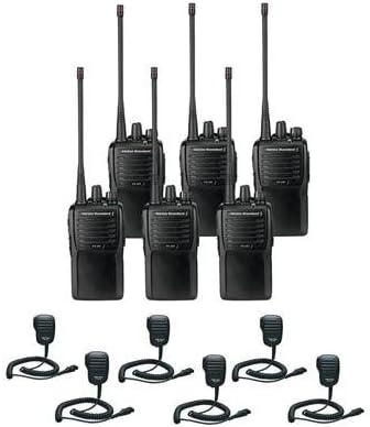 2 Pack of Motorola VX-261 VHF Two Way Radios PREPROGRAMMED Motorola Solutions