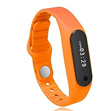 TechComm GX1 Fitness Tracker with Heart Rate Monitor and Remote Camera