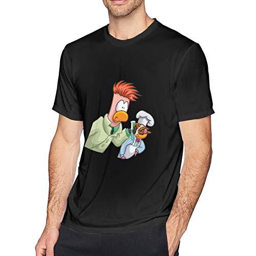 Zuanta Beaker The Muppets Face Men's Shirt