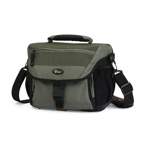 180 Aw Camera Bag - Lowepro Nova 180 AW Camera Bag - Chestnut Brown