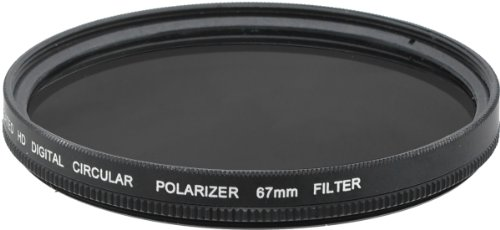 Xit XT67CPL 67mm Camera Lens Polarizing Filters