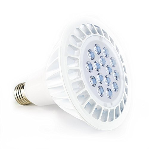 Cyron 14W PAR38 75W Equivalent LED Recessed Ceiling Fixture Light Bulb, 1000 Lm, Base E26 / E27, Home Improvement Lighting, Indoor Plants, Grow Lamp for Hydroponics, Blue and Red Spectrum, 110 - 240 V