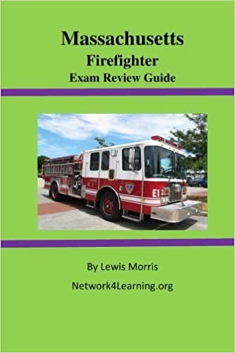 Book Massachusetts Firefighter Exam Review Guide by Lewis Morris (2015-07-28)