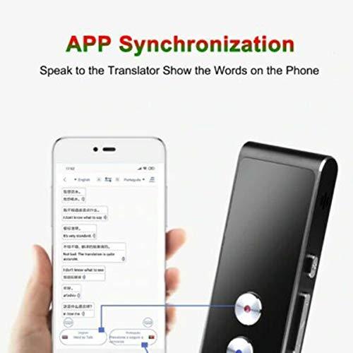 yagaga Translaty MUAMA Enence Smart Instant Real Time Portable Voice  Languages Translator