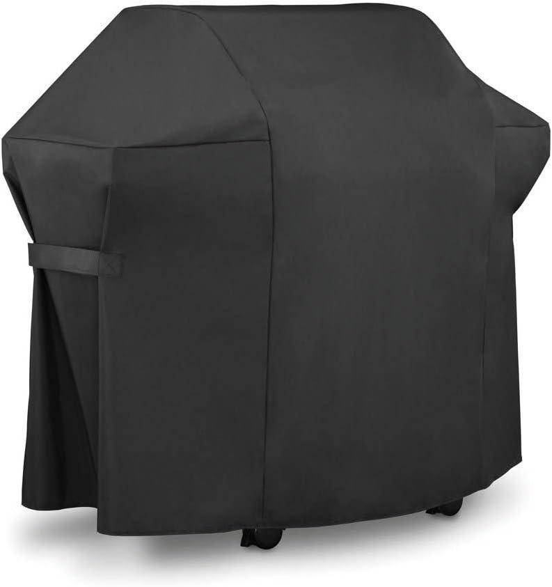 152 X 76 X 122 Cm // 59,8 X 29,9 X 48po Mobilier Dext/érieur /Épais Housse /Étanche /À La Poussi/ère pour Barbecue Tissu Oxford 420D YMYP08 Housse De Protection pour Barbecue Tissu Oxford 420D Noir