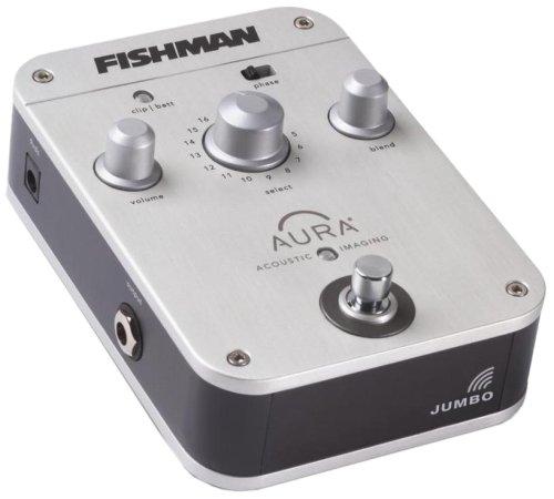 (Fishman Aura Imaging Pedal - Jumbo)