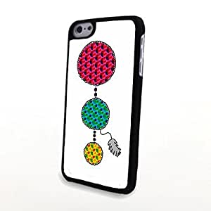 Generic Watercolor Dream Catcher Case for PC Phone Cases fit for iPhone 5C Cases Plastic Cover Hard Shell Protector