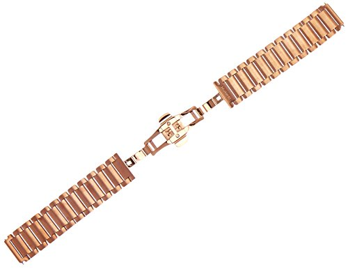 Huawei Smartwatch Replacement Band - Gold Stainless Steel Links