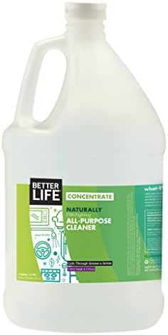 Multi-Surface Cleaner: Better Life All Purpose Cleaner Concentrate