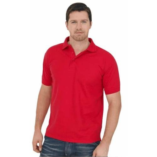 Uneek uc102rot–kleine rot Polo Shirt