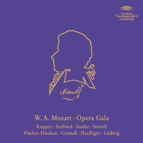 Opera Gala by W.A. Mozart (2008-05-21)