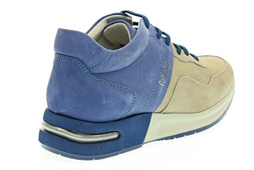92100 bei Callaghan Femme Espadrilles Blu Faible Bleues qxwBEzHY