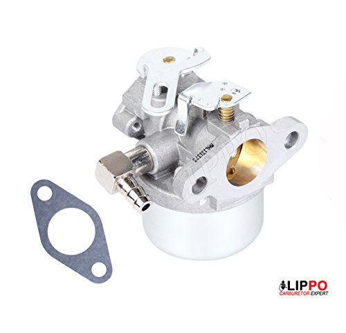 Ruixing H801-08 Snow Blower carburetor for 4hp & 5hp Taro 38035 38052 38054 Craftsman Tecumseh 632107A, 632407, 640084A, 640084B HSK40 HSK50 HS50 YardMachines MTD Sears SnowKing Snow Blower