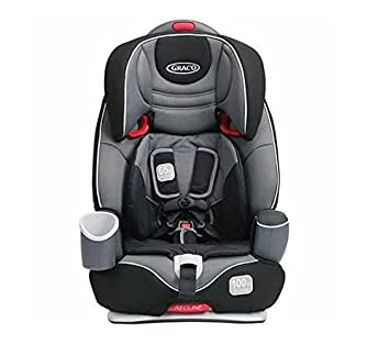 Amazon.com : Graco Nautilus 3-in-1 Convertible Car Seat, vo : Baby