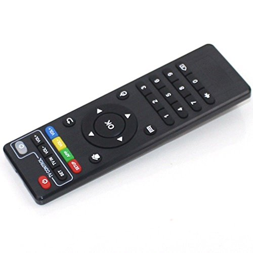 Price comparison product image NiceTQ Replacement Remote Control Controller For RK8 ,K1 Plus,KIII,AE256,AE254,BB2 PRO,KB2,M8S+ (2G/8G,2G/16G) Android TV Box