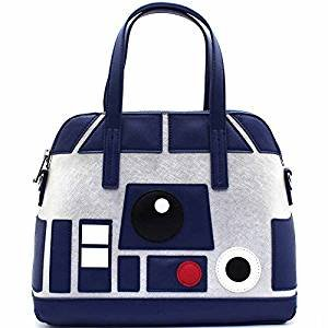 Star Wars Handbag - Loungefly X Star Wars R2D2 Satchel