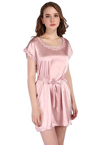 vislivin-womens-ligerie-sleepwear-fits-all-satin-tunic-nightshirt-pink
