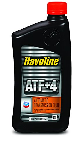 Havoline (222270721-12PK) Automatic Transmission Fluid - 1 Quart, (Pack of 12)