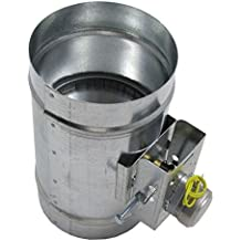 Motorized Damper - Normally Closed 8 Inch 120 VOLT