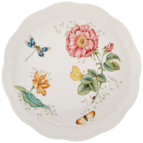 091709499707 - Lenox Butterfly Meadow 18-Piece Dinnerware Set, Service for 6 carousel main 5