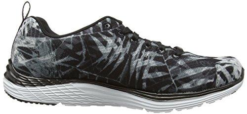 Chaussures Noir de Femme Valeris Tai Running Skechers Noir Compétition Mai gntzUxIR