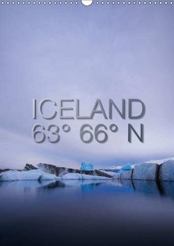 Iceland 63 66 N 2018: Every Month a Little Piece of Icland. from Snaefellsnes via Landmannalaugar to Jokulsarlon Glacier Lagoon. (Calvendo Places) 66 Piece Place