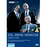 Yes, Prime Minister - The Complete Series 1 - Import Zone 2 UK