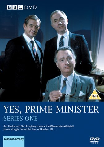 yes prime minister season 1 - 2