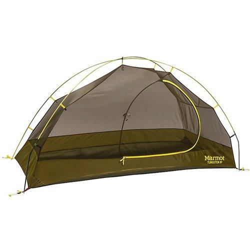 tungsten person lightweight hiking tent