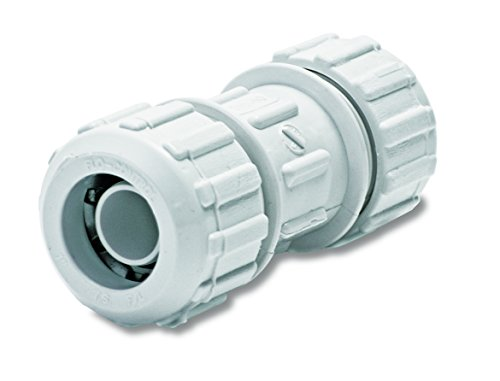 (NDS 710-10RTL Flo-Lock Coupling Poly Pipe, 1-Inch)