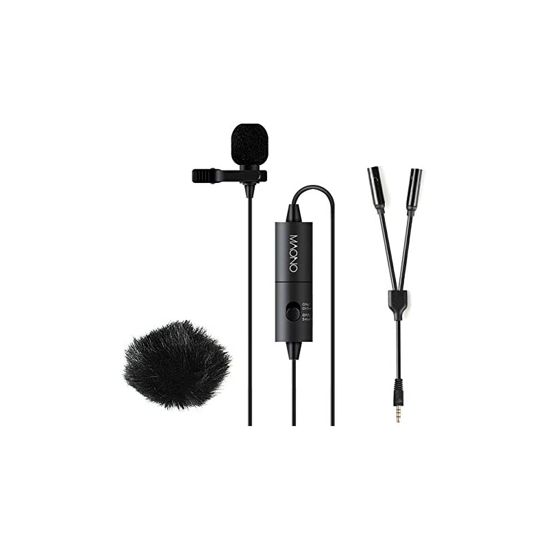 lavalier-microphone-with-y-splitter