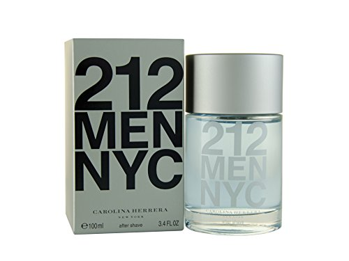 Price comparison product image 212 for Men by Carolina Herrera 3.4 oz After Shave
