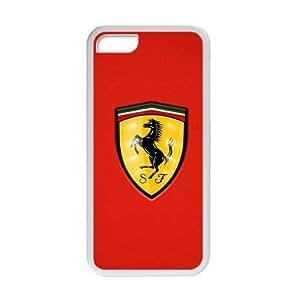 meilz aiaiSVF Ferrari sign fashion cell phone case for iPhone 5Cmeilz aiai