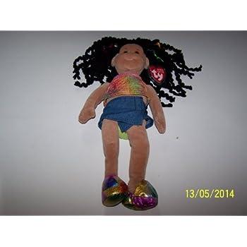 33130e7450b Amazon.com  TY Teenie Beanie Bopper - JAZZY JESSIE  Toys   Games