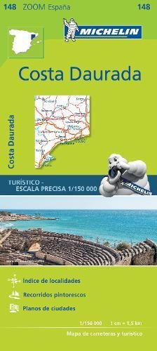 Michelin Mapa Zoom Costa Daurada (Inglés) Mapa – Mapa doblado, 22 feb 2017 Vv.Aa 2067218220 Spain Gazetteers & Maps)
