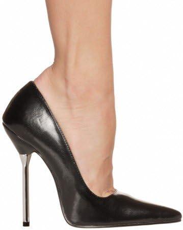 5 inch Metal high Heels Pointed Toe