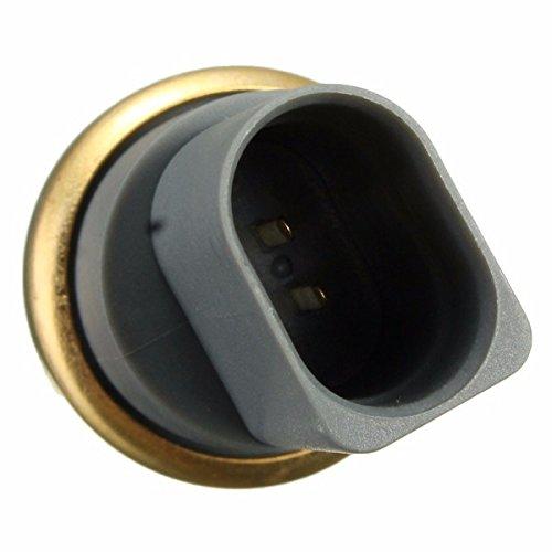 Coolant Temperature Temp Sender Sensor 2-Pin 06A919501A For SKODA FABIA OCTAVIA