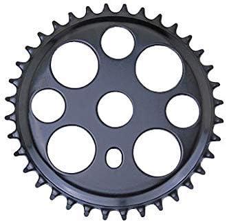 Lowrider Lucky 7 - Piñón para Bicicleta (Acero, 1/2 x 1/8 36t ...