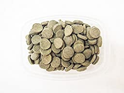 Aquatic Arts Algae Wafers - 6 Month Supply – Food for Fish, Shrimp, Snails, and Crayfish