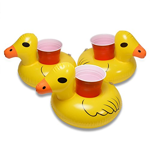 Inflatable Duck Bathtub - 8