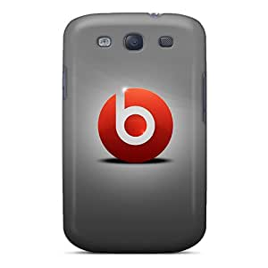 Hot DNzhC3753jxvJN Case Cover Protector For Galaxy S3- Beats By Dre