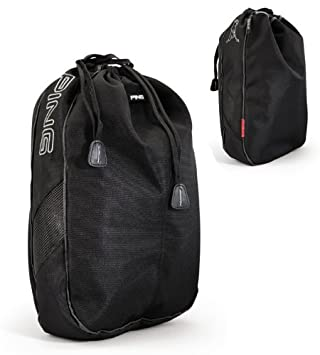 Ping Golf Shoe Bag Black New  Amazon.co.uk  Sports   Outdoors e7e25758aa63e