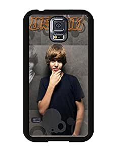 Samsung Galaxy S5 I9600 - AngsCase Lovely Design Hybrid Product Mobile Phone Case Justin Bieber