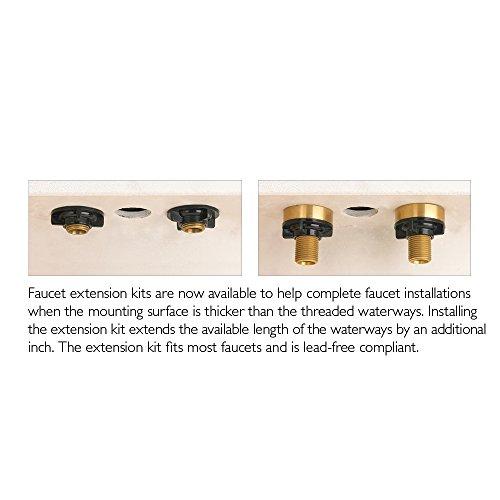 Design house 522680 faucet extension kit
