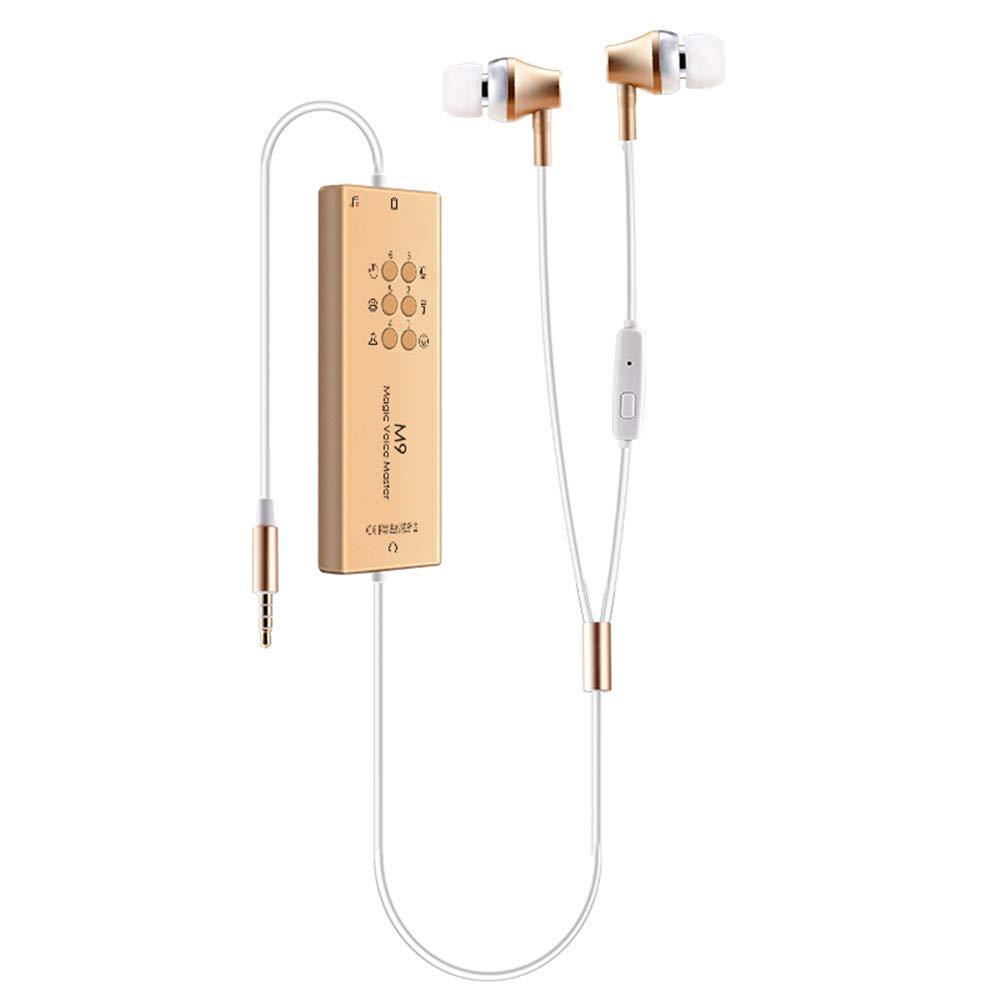 Auriculares con micrófono para Cam Girl, auriculares ZHIQI ...